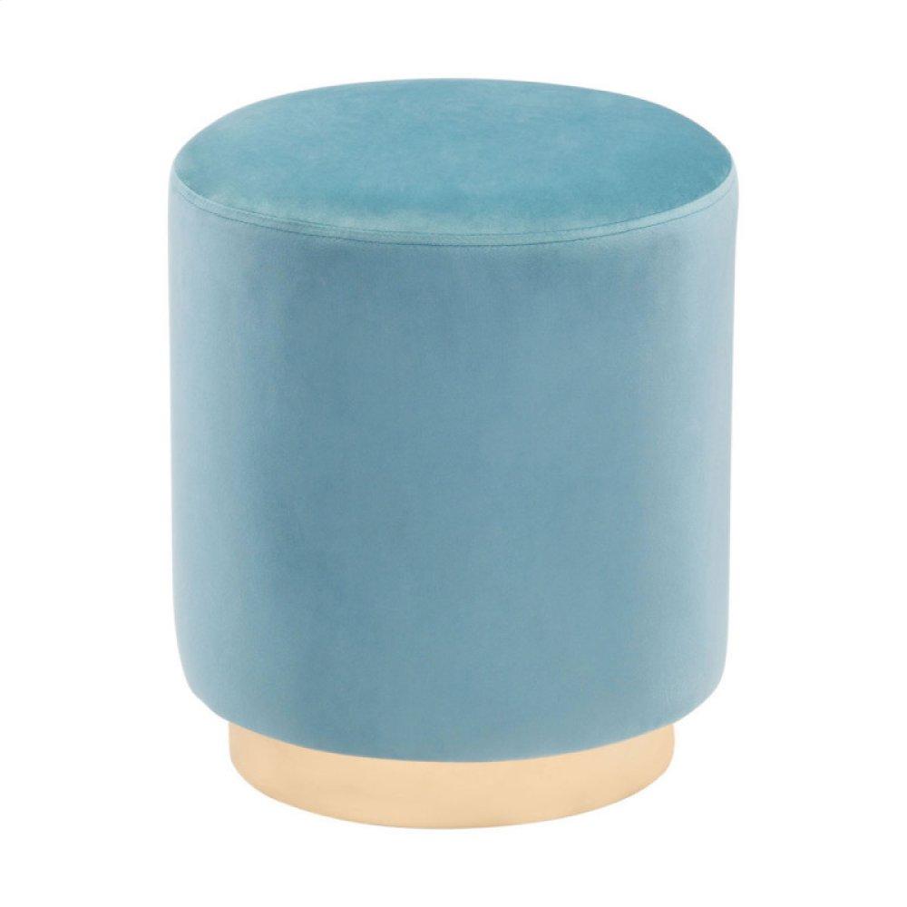 Madi Ottoman Blue