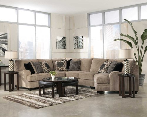 Ashley 2-Piece Sectional with RAF Chaise
