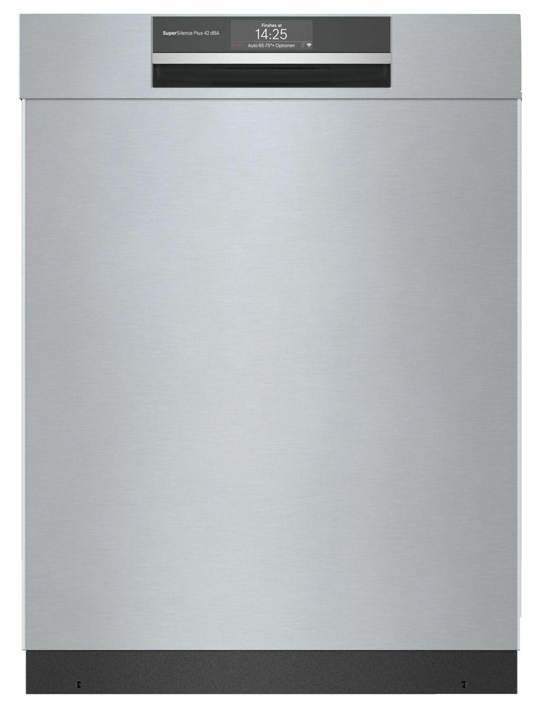 Bosch800 Series Dishwasher 24'' Stainless Steel Shem78zh5n