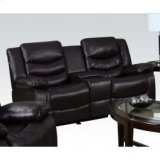 Esp. Loveseat W/console-motion Product Image