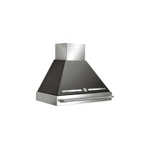 "Bertazzoni36"" Canopy Hood Black use with K36HERX14 purchased separately"