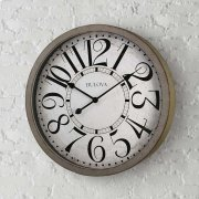 Preston Clock Product Image