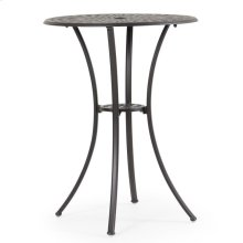 "30"" Round Bar Table"