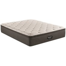 Beautyrest Silver - Plush Pillow Top - Queen Mattress Only