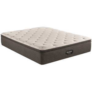 SimmonsBeautyrest Silver - BRS900 - Plush - Pillow Top - Cal King