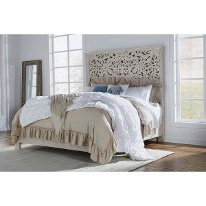 Ashley Furniture Bantori - Multi 3 Piece Bed Set (King)