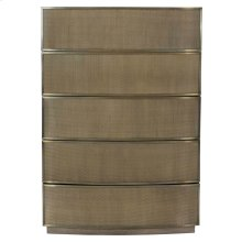 Profile Drawer Chest in Warm Taupe (378)