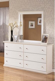 Bostwick Shoals - White 2 Piece Bedroom Set