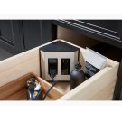 Black In-drawer Electrical Outlets for Kohler Tailored Vanities Product Image