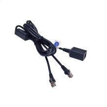 Y Tandem Sync Cable for C-122 and C-120 with LP Connect