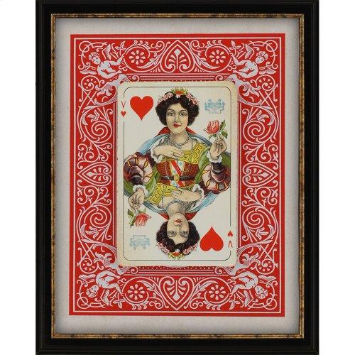 Playing Cards Pk/4