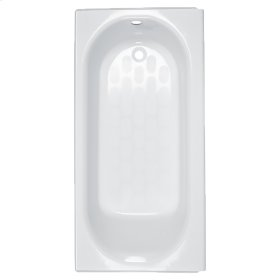 Princeton 60x34 inch Integral Apron Bathtub with Luxury Ledge  American Standard - Linen
