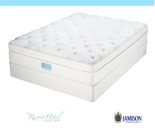 Resort Hotel Collection - Newport - Euro Pillow Top - Plush - Queen