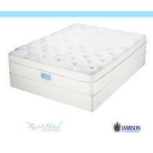 Resort Hotel Collection - Newport - Euro Pillow Top - Plush - Twin