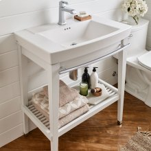 American Standard 30-Inch Washstand for Townsend Sinks  American Standard - White