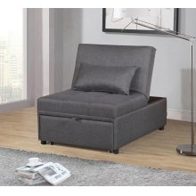 Delta Convertible Chair/bed