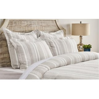 Dale Ivory 6Pc King Set