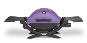 Q™ 1200™ LP GAS GRILL - PURPLE