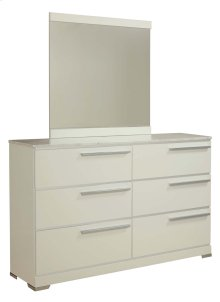 Brillaney - White 2 Piece Bedroom Set