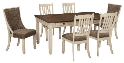 Bolanburg - Antique White Set Of 2 Dining Room Chairs