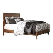 Daneston - Brown/Graphite 3 Piece Bed Set (Queen)