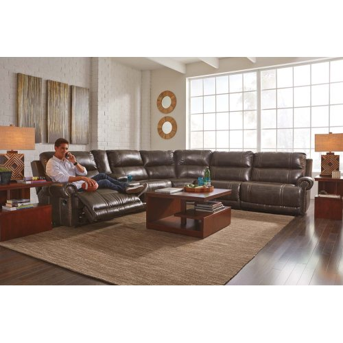 Dak - Antique 6 Piece Sectional