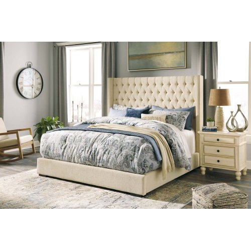 Norrister - Multi 2 Piece Bed Set (King)