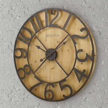 McDaniel Clock