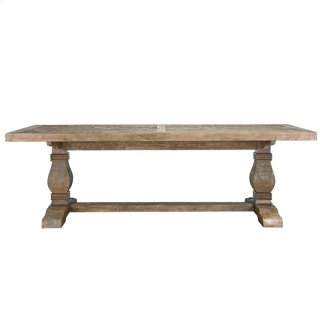 "Caleb Dining Table 94"" Desert"