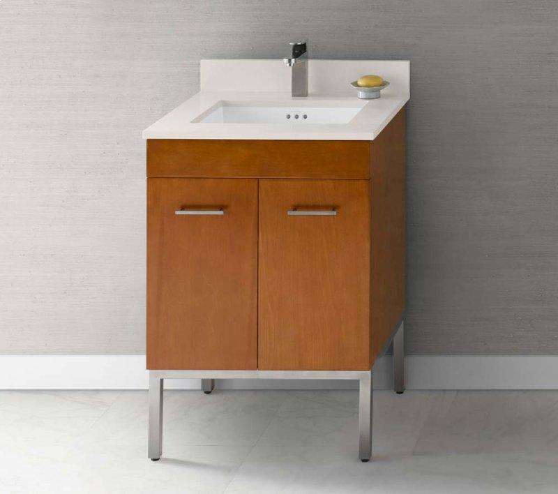 hidden additional venus 23 bathroom vanity base cabinet in cinnamon - Bathroom Vanity Cabinets Dallas