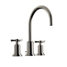 """Widespread Lavatory Set - 7"""" in Polished Chrome"""