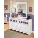 Zayley - White 2 Piece Bedroom Set Product Image