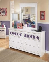 Zayley - White 2 Piece Bedroom Set