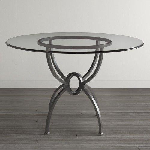 "Custom Dining 60"" Copper Table w/Atlas Tall"