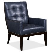 Living Room Basey Leather Club Chair