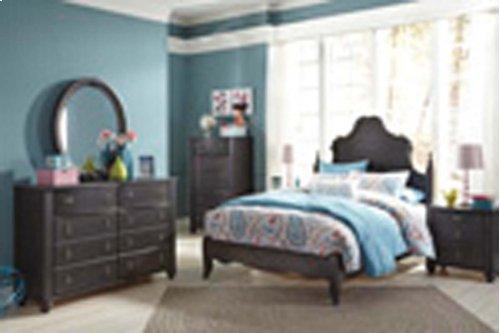 Corilyn - Dark Brown 2 Piece Bed Set (Full)