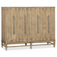 Home Entertainment Urban Elevation Four-Door Credenza Product Image