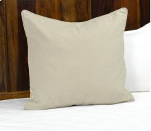 Clarin Natural 3Pc Euro Sham Set