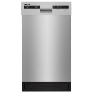 Small-Space Compact Dishwasher with Stainless Steel Tub - STAINLESS STEEL