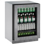 "U-LINE24"" Refrigerator With Integrated Frame Finish (115 V/60 Hz Volts /60 Hz Hz)"