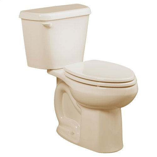 Colony Tall Elongated Toilet  1.28 GPF  10-inch Rough-in  American Standard - Bone