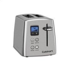 2 Slice Countdown Metal Toaster