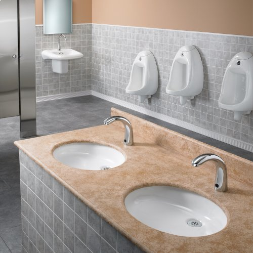 Selectronic Cast Proximity Faucet - 0.35 gpm - Polished Chrome