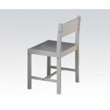 White Study Chair