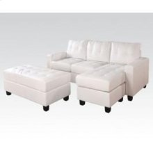 Wh Rev. Sectional Sofa , Ottom