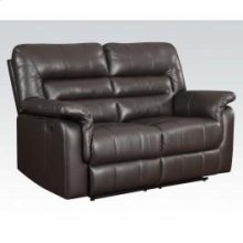 Brown Blm Motion Loveseat