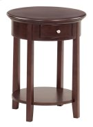 "CAF McKenzie Round Side Table (19-1/2""D) Product Image"