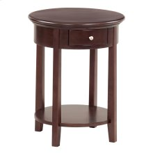 "CAF McKenzie Round Side Table (19-1/2""D)"