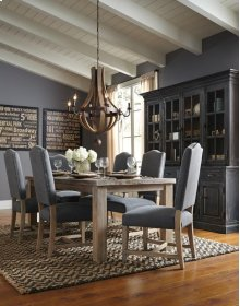 Carter Dining Chair Slate
