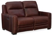 Living Room Lincoln Power Motion Loveseat with Power Headrest & Power Lumbar Support Product Image